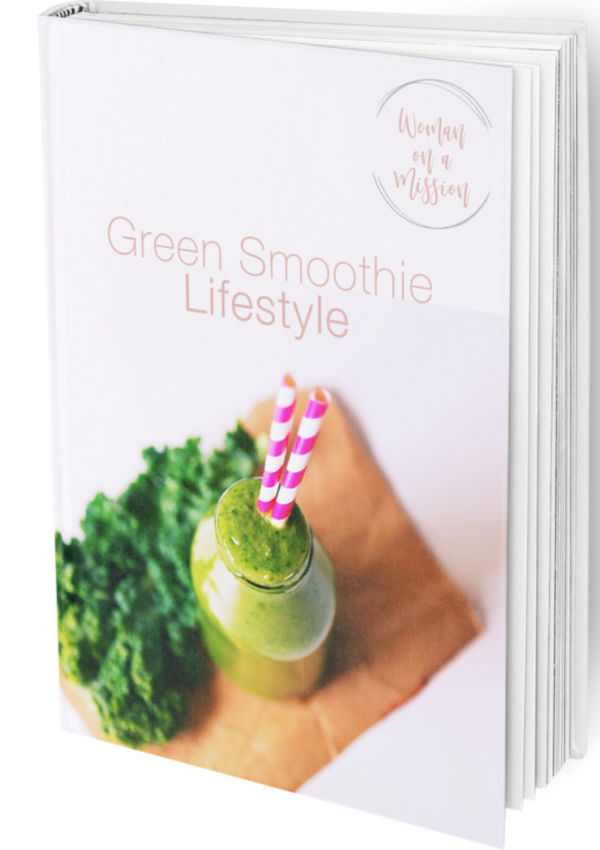 Green Smoothie Lifestyle book is here!